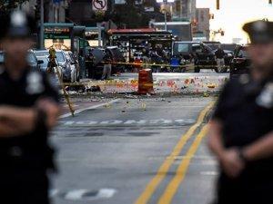 New York'taki patlamaya ilişkin 5 gözaltı