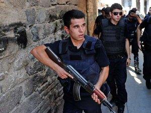 Genel Kurmay Başkanlığı, Sınırda 2500 kişi yakalandı