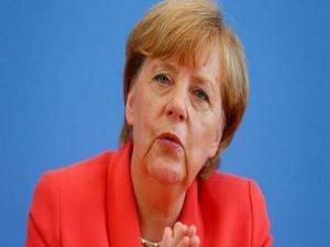Merkel'den flaş Türkiye çıkışı