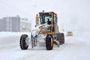 111 köyün yolu ulaşıma kapalı