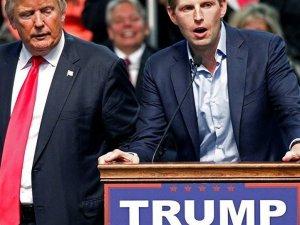 Trump'ın oğlu sığınmacıları bonbon şekerlerine benzetti