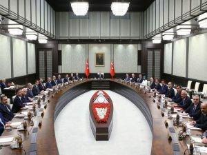 Cumhurbaşkanı ve 7 bakanlıkta vekaleten atama