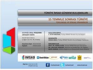 15 Temmuz Sonrası Türkiye!