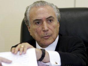 Latin Amerika heyetleri, BM'de Temer'in konuşmasını dinlemedi