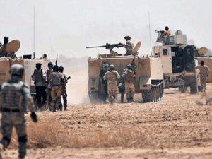 Irak'ta yapılan operasyonda 8 bölge DAEŞ'den geri alındı