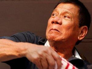 Duterte: AB'ye iki yüzlüler katliamlarınız tarih kitaplarında