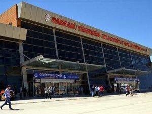 Selahaddin Eyyubi havalimanı'nda 11 günde 68 uçak seferi