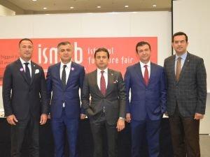 Türk mobilyacıları İSMOB ile Almanya'da