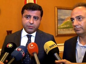 HDP heyeti Erbil'de Barzani ile görüşecek