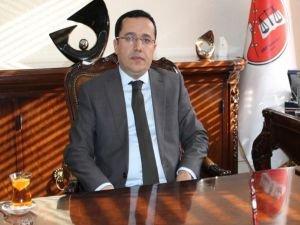 Siirt Baro Başkanı FETÖ'den gözaltına alındı