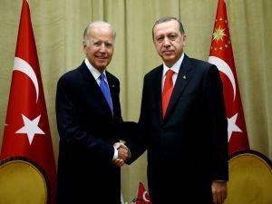 Cumhurbaşkanı Erdoğan, ABD Başkan Yardımcısını Kabul Etti