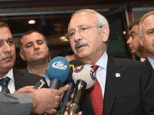 """Kılıçdaroğlu: """"Başkanlık sistemi Meclise gelsin görelim"""""""