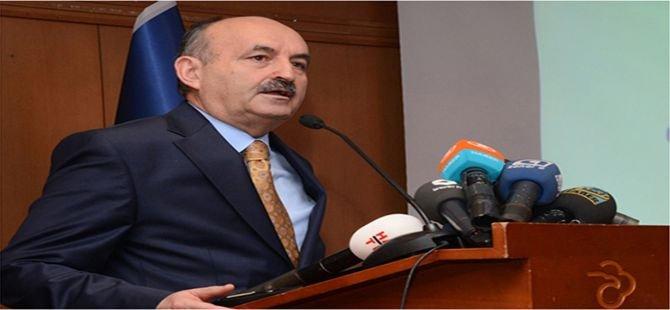 Bakan Müezzinoğlu: PKK bağlantılı kamu çalışanları ihraç edilecek