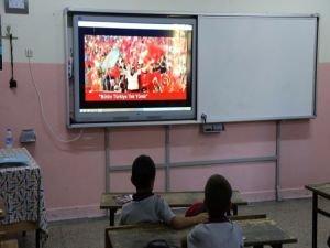 Okullarda ilk ders 15 Temmuz