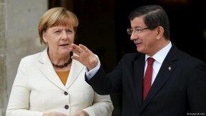 Merkel'in gündeminde mülteci kriziyle mücadale var