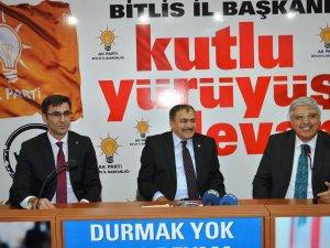 Bakan Eroğlu: Terör kesinlikle bitecek ve huzur gelecek