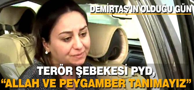 PKK, PYD'ye bağlı silahlı güçler, önce dövdüler..