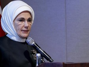 Emine Erdoğan ABD'de 15 Temmuz darbe girişimini anlattı