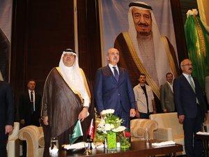 Kurtulmuş, Suudi Arabistan dostluğuna değindi