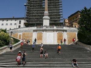 İspanyol Merdivenleri yeniden açılıyor