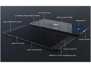 İPhone 7 su geçirmez mi!