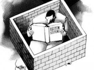 Batılı eğitim sisteminin marifetleri!