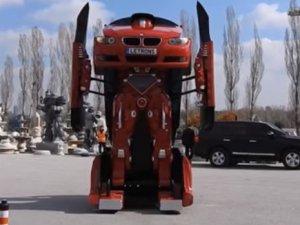 Transformers, Türk mühendislerin elinde can buldu