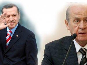 Cumhurbaşkanı Erdoğan ve Bahçeli'den muhteşem Dua