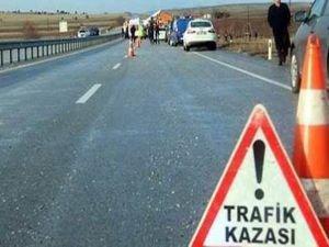 Yolcu otobüsü devrildi: 1 ölü, 32 yaralı