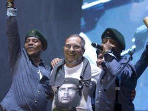 FARC liderlerinde barış anlaşmasına tam destek