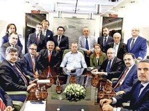 Erdoğan New York dönüşünde önemli açıklamalarda bulundu