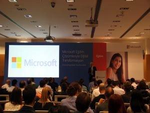 Microsoft'tan Eğitim Sektörüne Özel Çözüm Uygulamaları