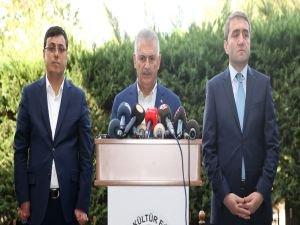Başbakan Yıldırım'dan CHP liderine cevap!