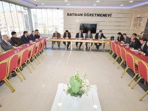 İkinci dönem başı 'idareciler toplantısı' yapıldı