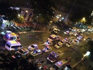 Budapeşte'de meydana gelen patlamanın nedeni belli oldu
