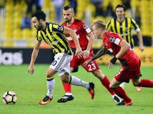 Kadıköy'de Fenerbahçe kazanmasını bildi