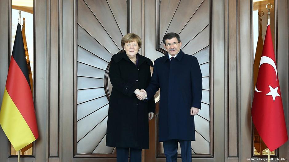 Erdoğan'a Almanya'dan yanıt geldi