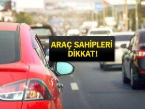 Araç sahipleri dikkat! Trafik sigortasını yenileme fırsatı geldi