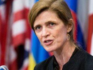 ABD'nin BM Daimi Temsilcisi Power'dan önemli açıklama