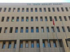 İzmir Adliyesi'nde FETÖ operasyonu