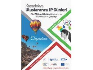 Teknoloji Transferi ve IP ile ilgili konular Kapadokya IP Günleri'nde konuşulacak