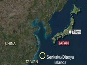 Doğu Çin denizinde büyük gerilim!