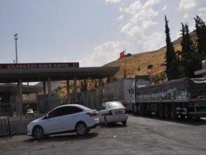 34 yardım TIR'ı daha İdlib'e gitti