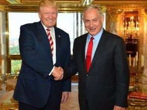 Trump'a Kudüs tepkisi!