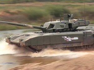 Rusya Armata tanklarına kara kutu yerleştirecek