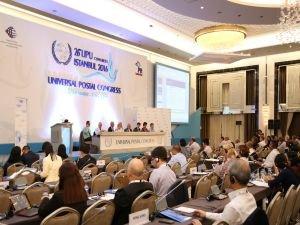 Dünyadan 50 Bakan, 4 Ekim'de 26. Dünya Posta Kongresi'nde Buluşuyor