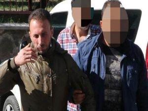 IŞİD üyesi Iraklı 2 şüpheli gözaltına alındı