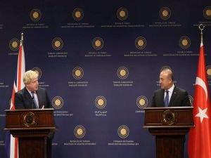 """Çavuşoğlu'ndan ABD'ye: """"YPG'ye ya söz geçiremiyorsunuz..."""""""