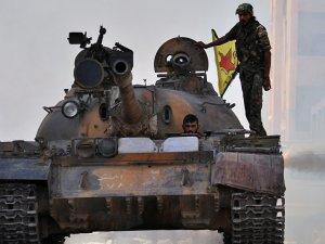 'ABD, Operasyonu YPG ile yapacak'