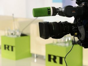 Russia Today'a 'internet Oscar ödülü